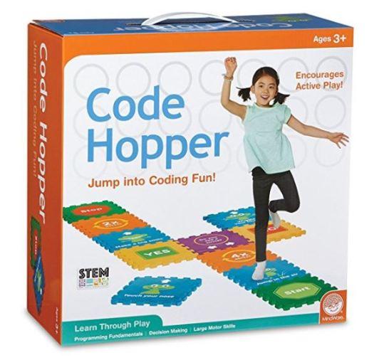 Coding Game For Kids Code Hopper