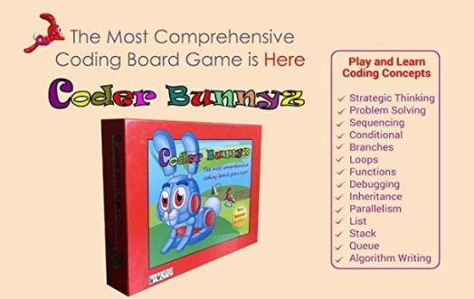 Coding Game For Kids Coder Bunnyz
