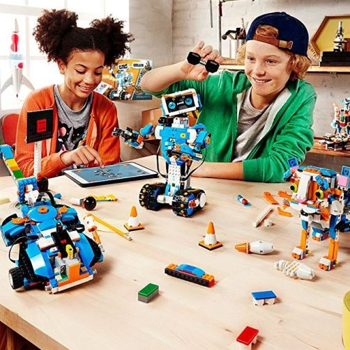Coding Game For Kids Lego Boost