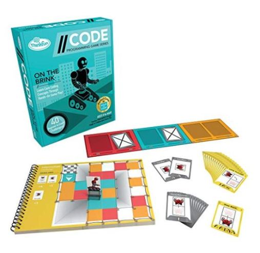 Coding Game For Kids On The Brink