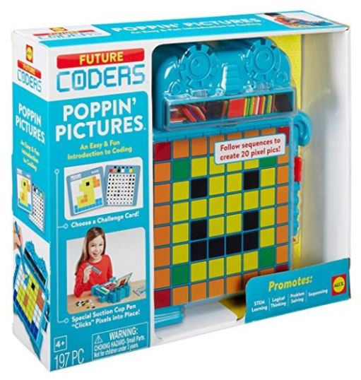 Coding Game For Kids Poppin Pics