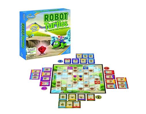 Coding Game For Kids Robot Turtles