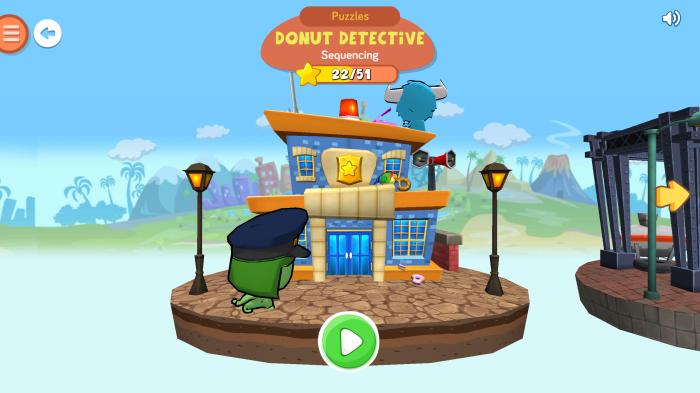Donut Detective Coding